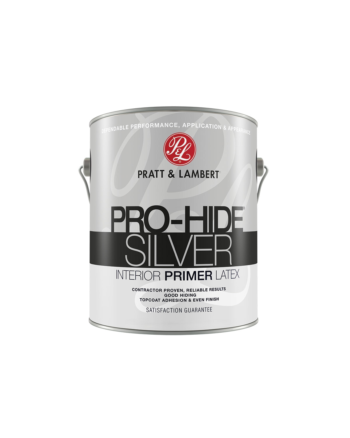 Pratt & Lambert Pro-Hide® Silver Interior Latex High Build Topcoat