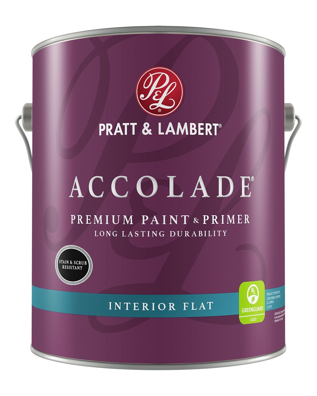Pratt & Lambert Accolade® Interior Premium Paint & Primer