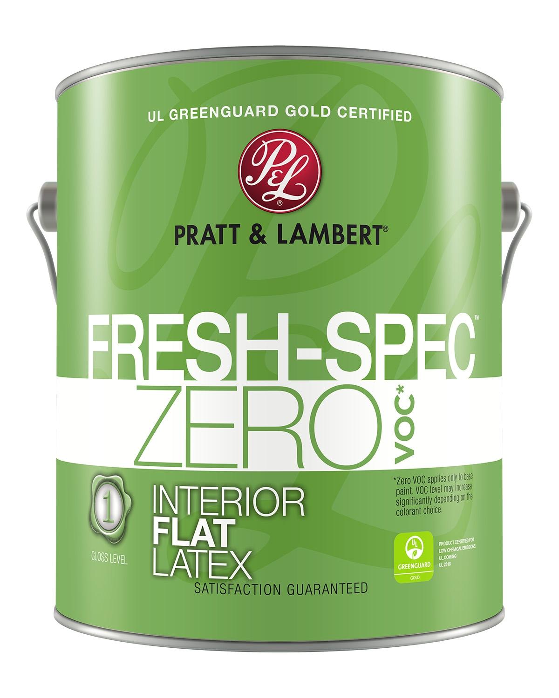 Pratt & Lambert Fresh-Spec Zero VOC Interior Latex