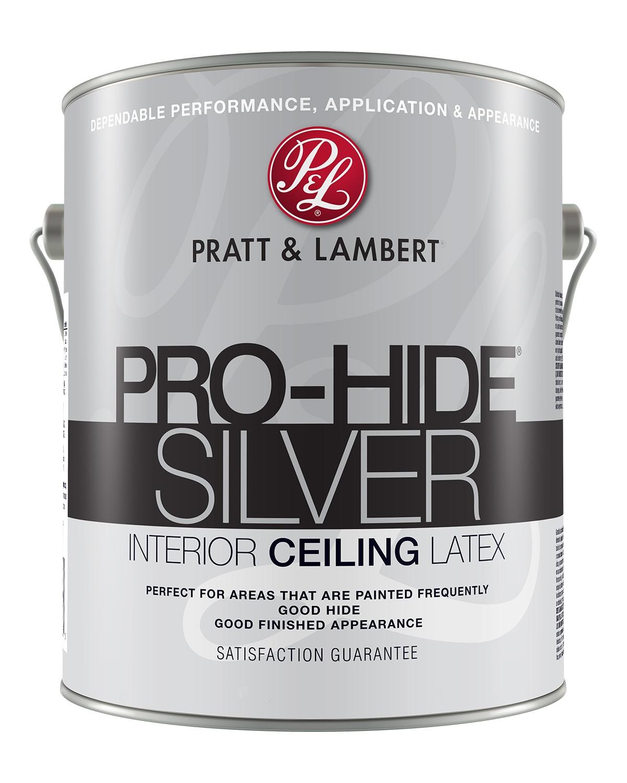 Pratt & Lambert Pro-Hide® Silver Interior Latex Ceiling Paint