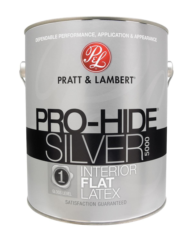 Pratt & Lambert Pro-Hide® Silver 5000 Interior Latex