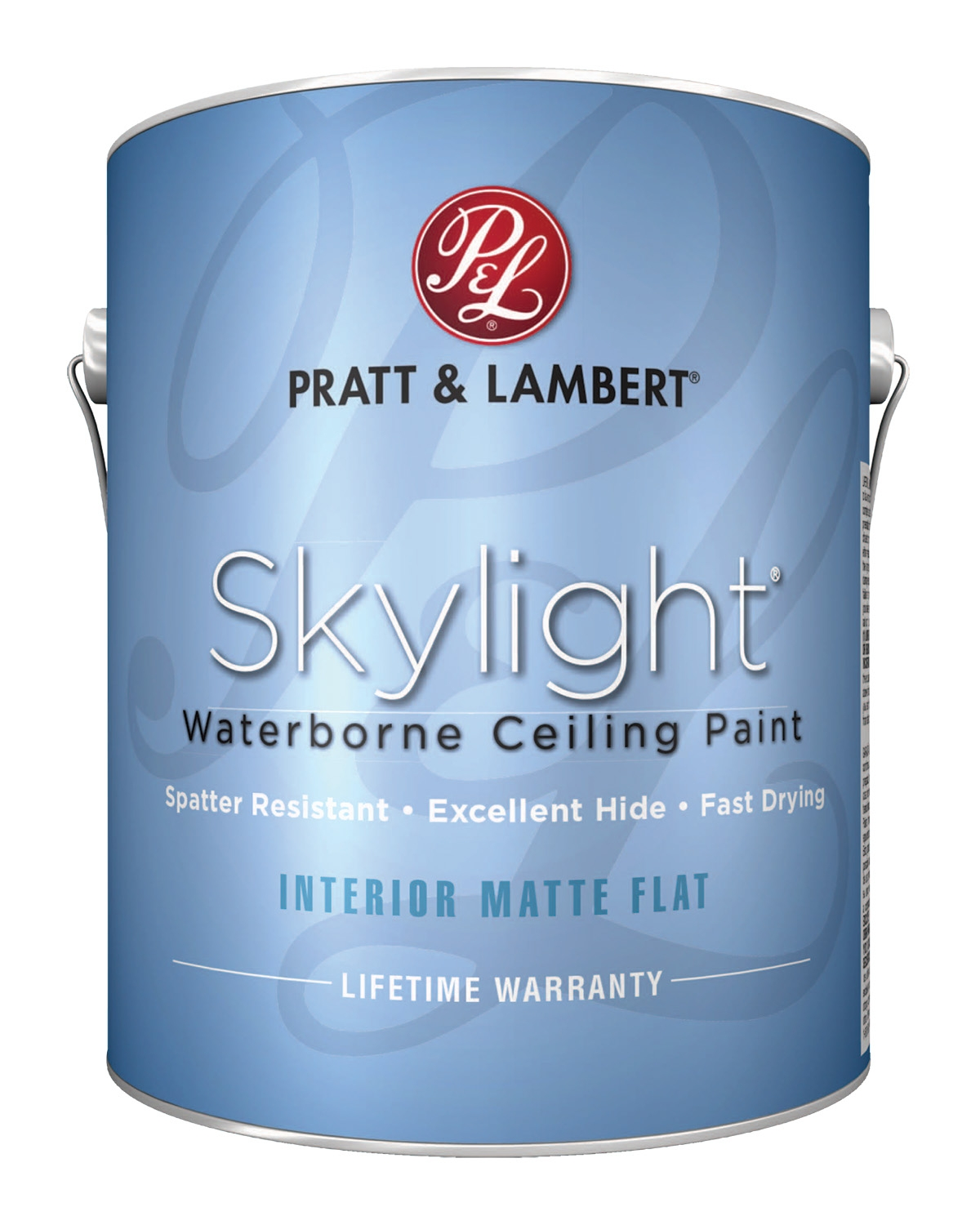 Pratt & Lambert Skylight® Interior Waterborne Ceiling Paint
