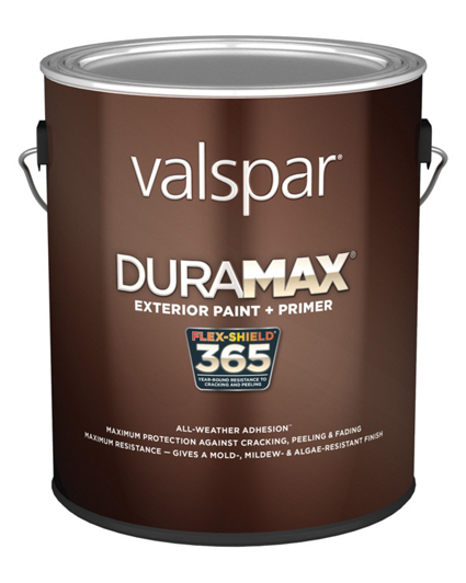 Valspar Duramax Exterior Paint 1 Gallon Can