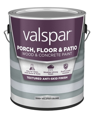 Porch Floor Patio Anti Skid Latex
