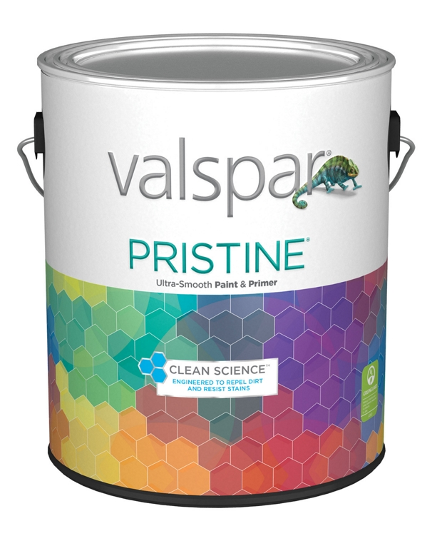 Valspar Pristine 1 gallon can