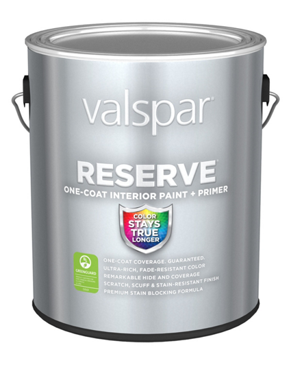 Valspar Reserve Interior, 1 Gallon, HERO can