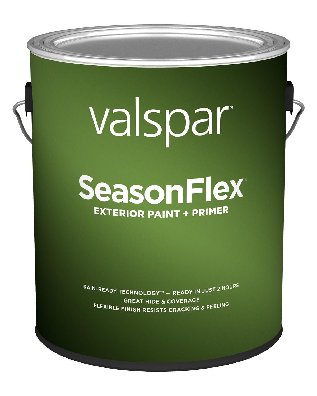 Seasonflex Exterior Paint Primer Valspar Paint