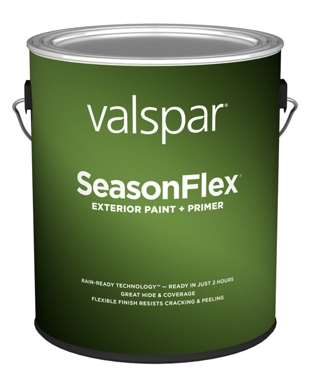 Valspar Season Flex Exterior, 1 Gallon Can