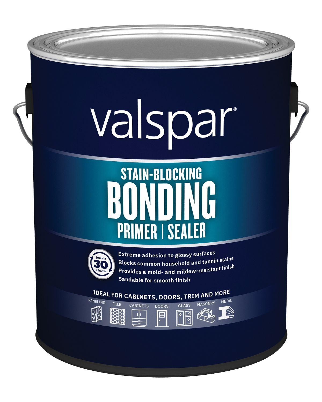 Interior Stainblocking Bonding Primer Sealer Valspar Paint