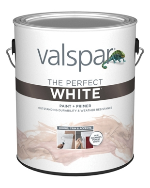 The Perfect White Exterior Valspar