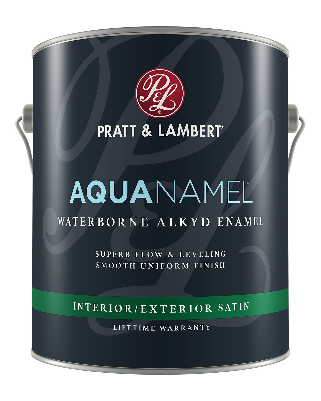 Pratt & Lambert Aquanamel® Waterborne Alkyd Enamel