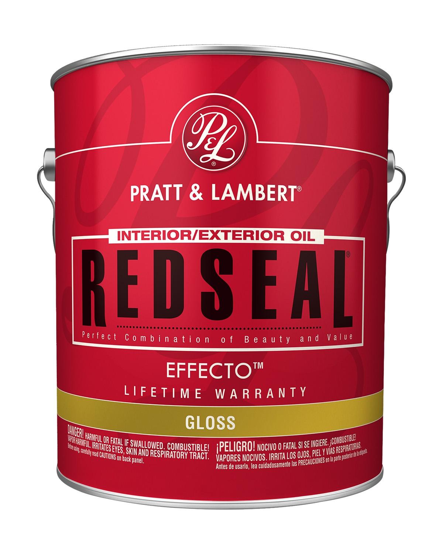 Pratt & Lambert RedSeal® Interior/Exterior Oil Gloss Enamel