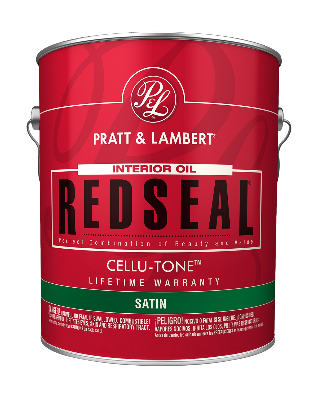 Pratt & Lambert RedSeal® Interior Oil Enamel