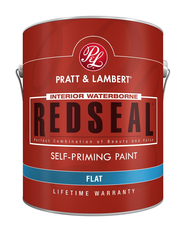 Pratt & Lambert RedSeal® Interior Self-Priming Waterborne Paint