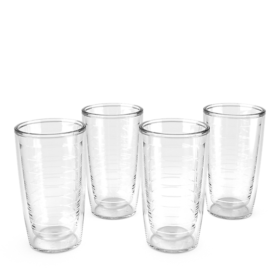 Classic Clear 4-Pack Gift Set