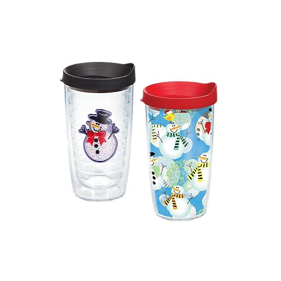 Snowmen 2-Pack Gift Set
