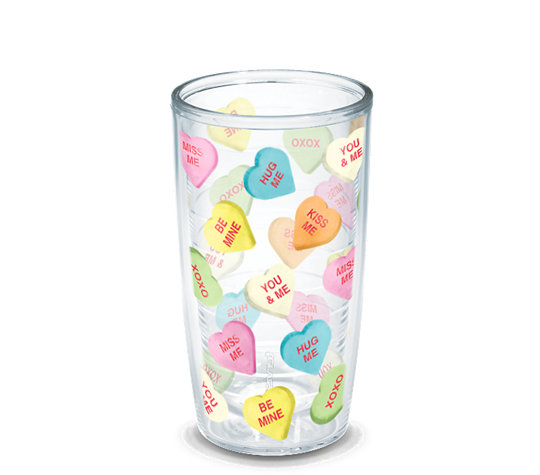Tervis Candy Hearts 16oz Tumbler