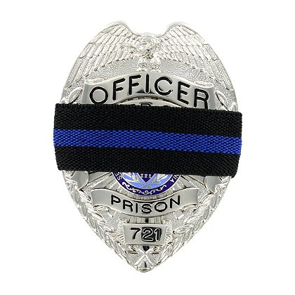 OfficerStore Mourning Badge Cover,