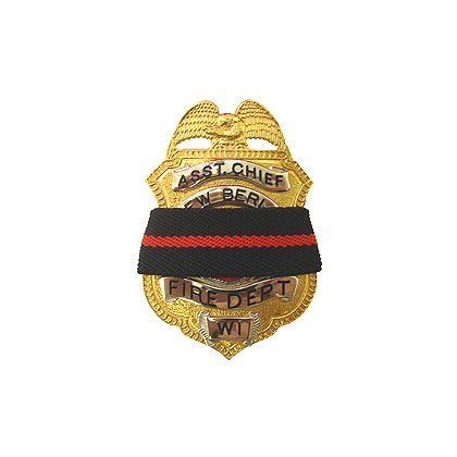 3Decals Mourning Badge Cover,