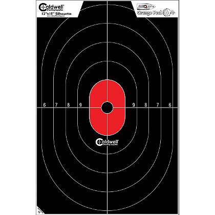 Caldwell Silhouette Target