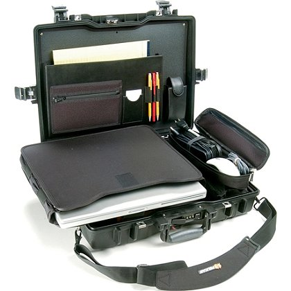 Pelican Notebook Computer Case, Model 1495CC1