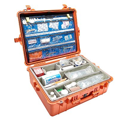 Pelican Protector Case Model 1600 EMS