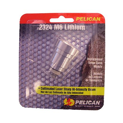 Pelican Replacement Lamp Module for M6 2320 Xenon Flashlight