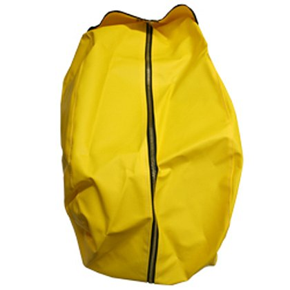 Zico Yellow Vinyl Quic-Pac Cover with Zipper