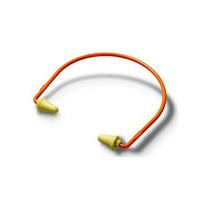 3M Peltor Banded Shooting Earplug, NRR 28 dB