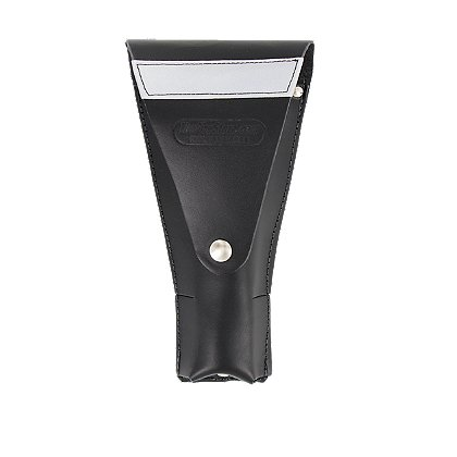 TheFireStore Exclusive Reflective Leather Sheath for Channellock CL-87 and CL-86, Black