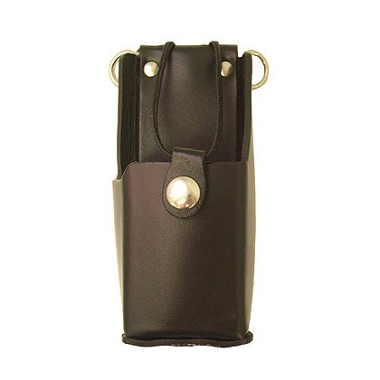 Leathersmith Leather Radio Case Fits Motorola Radius GP300, Lg. Batt