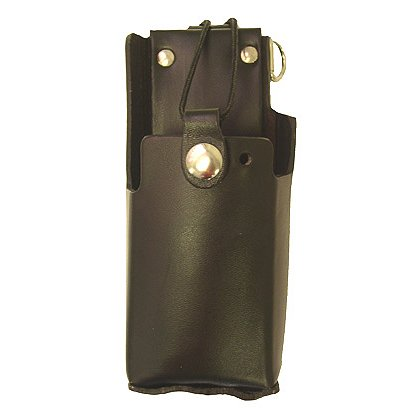 Leathersmith Leather Radio Case for Motorola HT1000, MTS2000, MTX8000, w/High Cap Battery