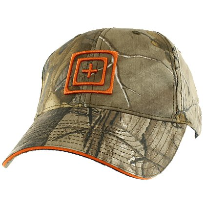 5.11 Tactical RealTree Camo Adjustable Cap