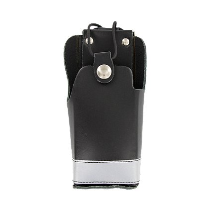 Leathersmith Reflective Radio Case Fits Motorola XTS 3000, XTS3500 & XTS5000 w/No Key Pad, NTN 8294A Battery