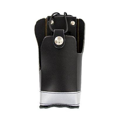 Leathersmith Reflective Radio Case Fits Motorola XTS 2500