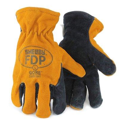 Shelby FDP Pigskin/Gore Glove