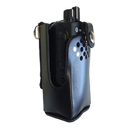 Leathersmith Motorola XPR3500 Custom Leather Radio Case