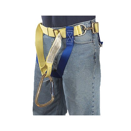 Gemtor 541NYC, THE Personal Class II Life Safety Harness, Aluminum Hook