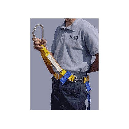 Gemtor Model 541 NFPA Class III Life Safety Harness - Steel Hook