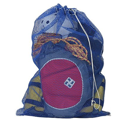 NRS Large Mesh Bag, Blue
