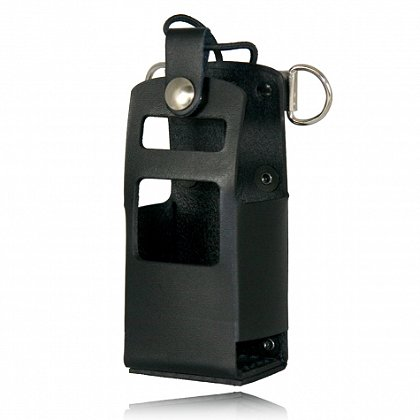 Boston Leather Radio Holder for Kenwood TK-280