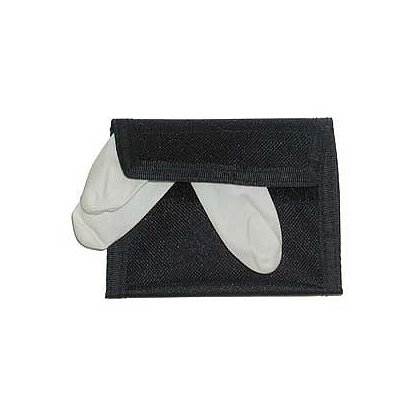 EMI Disposable Glove Pouch, Cordura Nylon, Black