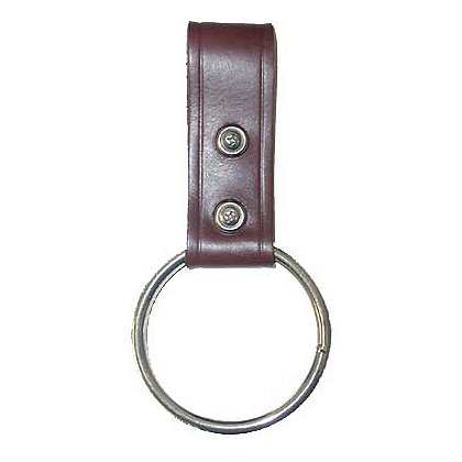 Boston Leather Truckman's Belt Optional Equipment Ring
