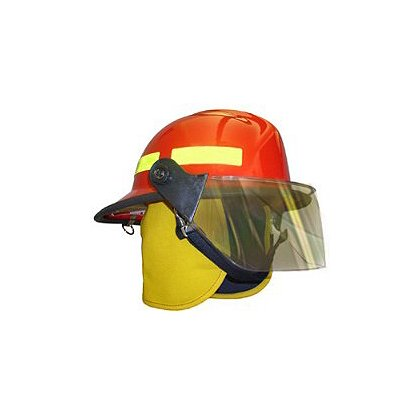 Cairns Model 660C Metro Crash Fire Rescue Helmet