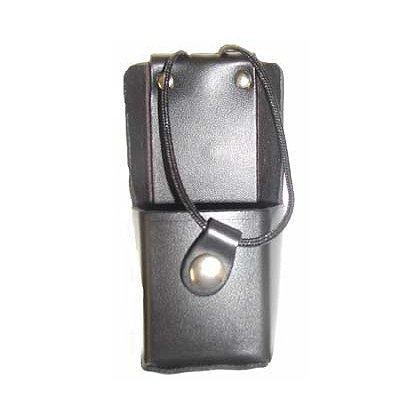 Leathersmith Radio Case Fits Motorola Radius P-1225 w/stand.