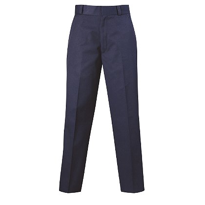 Lion Women's Deluxe 7.75oz. 100% Navy Cotton Twill Uniform Trousers