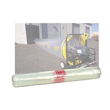 Tempest Technology Smooth Bore Ducting, Priced per foot