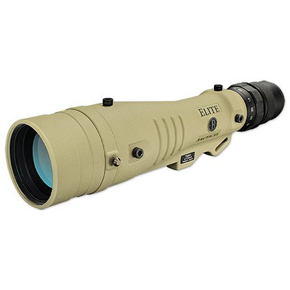 Bushnell Elite Tactical LMSS Spotting Scope, 8-40X 60mm