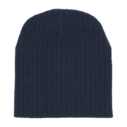 Exclusive: Superior Knit Beanie, 8inch sizes, Black