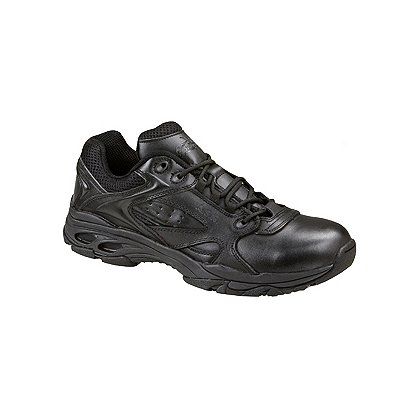 Thorogood ASR Black Leather Oxford Shoe